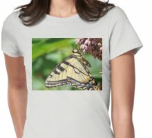If Beauty Had Wings Womens Fitted T-Shirt