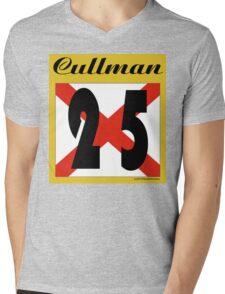 ALABAMA:  25 CULLMAN COUNTY Mens V-Neck T-Shirt