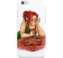 Early Morning Tauriel iPhone Case/Skin
