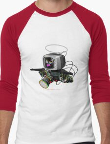 ZED HEX v1.0 Men's Baseball ¾ T-Shirt
