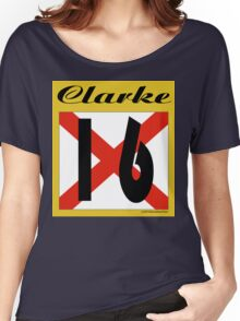 ALABAMA:  16 CLARKE COUNTY Women's Relaxed Fit T-Shirt
