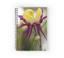 Columbine & inhabitants Spiral Notebook
