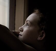 What light from yonder window... by Sarah Moore