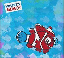 Where's Nemo? by geminiska