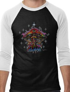 Eye Mushroom Men's Baseball ¾ T-Shirt