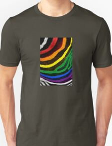 Zebra Pride Unisex T-Shirt