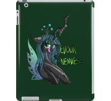 Aggressively Motivational Queen Chrysalis iPad Case/Skin