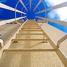Abstract Access Ladder by robert cabrera