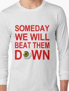 Let Me Hear - Parasyte Inspired Long Sleeve T-Shirt