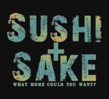 SUSHI & SAKE 05 by dragonindenver
