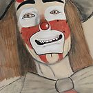 Circus Clown by Suzanne Buckland