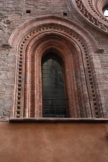 Arched window by annalisa bianchetti