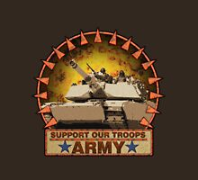 Army Abrams Tanks, Support Our Troops Unisex T-Shirt
