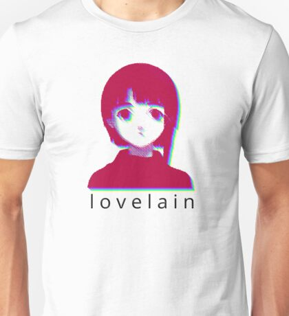 love lain Unisex T-Shirt