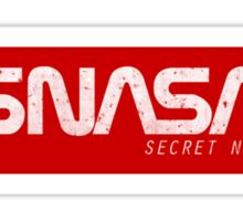 SANSA Secret NASA Type (Stciker) Sticker