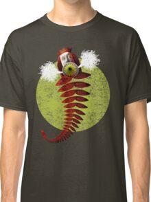 Authority Figure Hot Air Balloon Classic T-Shirt