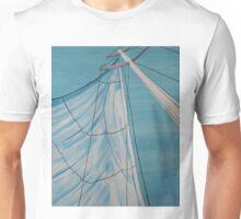 """""""Sail Away"""" Unisex T-Shirt"""