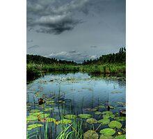 Bottomless Lake Photographic Print