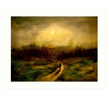Landscape Hardy...The Return of the Native Art Print
