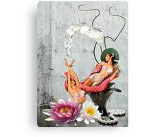 Pure femininity Canvas Print