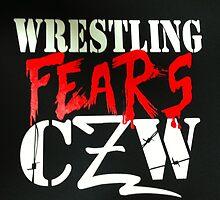 Wrestling fears CZW by Eabsler7199
