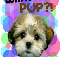 WTP - What The Pup ?! by icinglove