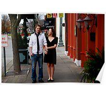 Kate and Nathan Poster