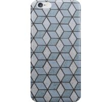 Seamless Squares And Blocks Background iPhone Case/Skin