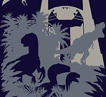 Welcome to Jurassic World  by collinaraptor
