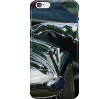 Hood ornament iPhone Case/Skin