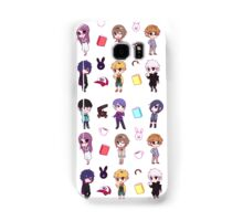 Tokyo Ghoul Chibi Characters  Samsung Galaxy Case/Skin