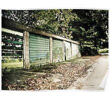 Beaten doors Poster