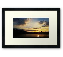 In The Age Of Wonder  Framed Print