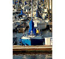 Dockener Up! Photographic Print