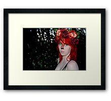 Follow Me.. Framed Print