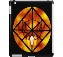 Within the confines of wilted hearts iPad Case/Skin