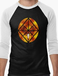 Within the confines of wilted hearts Men's Baseball ¾ T-Shirt