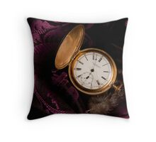 Uncle's Watch Throw Pillow