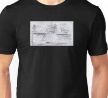 SALT SPRING ISLAND(CJULY 19 2007) Unisex T-Shirt