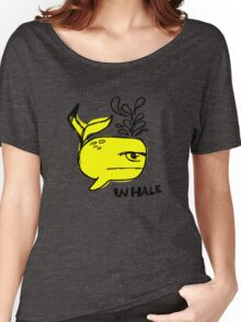 Whale and Sabet collaboration t-shirt Women's Relaxed Fit T-Shirt
