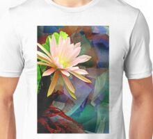 Coral Mist In A Copper Breeze Unisex T-Shirt