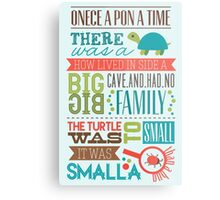 """Smalla than a bug"" Metal Print"