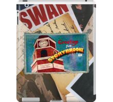 Greetings From Storybrooke Post Card iPad Case/Skin