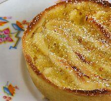 Vanilla Apple Cake by SmoothBreeze7