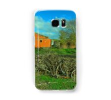 Old winery Samsung Galaxy Case/Skin