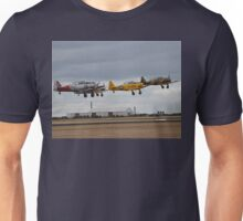 Southern Knights Harvards, Point Cook Airshow, Australia 2014 Unisex T-Shirt