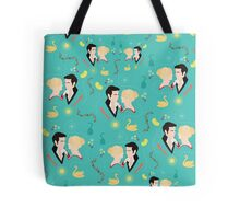 Captain Swan Tote Bag