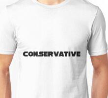 CONSERVATIVE Unisex T-Shirt
