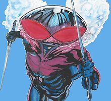 Black Manta by Blsmith13