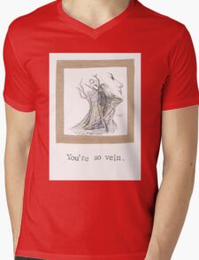 You're So Vein Mens V-Neck T-Shirt
